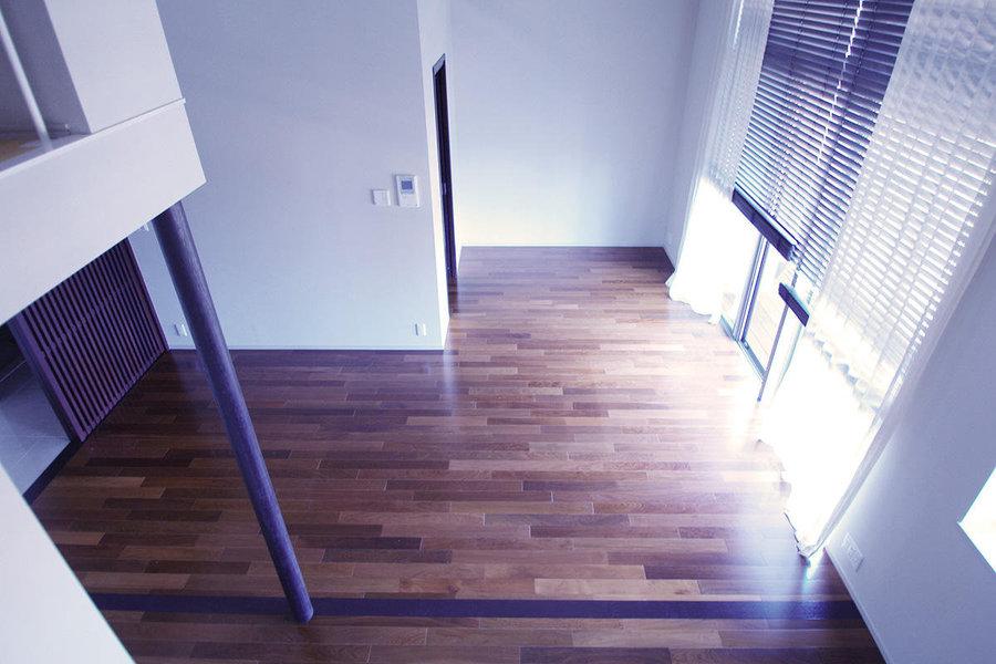 夫婦がのびのび暮らせる空間を目指し、お手持ちの未入居物件をリフォーム