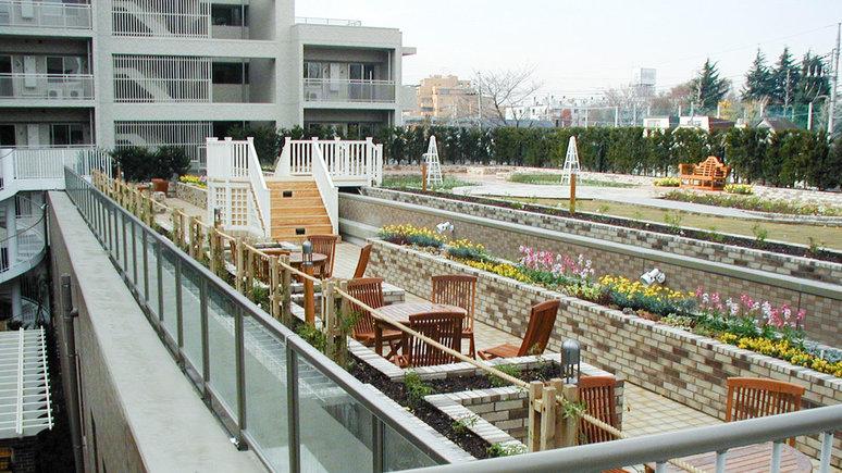 ガーデンコート成城